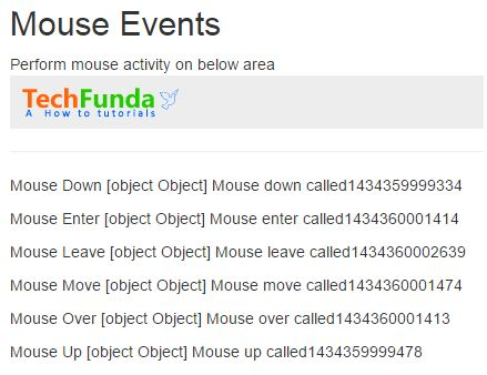 mouse events in angularjs