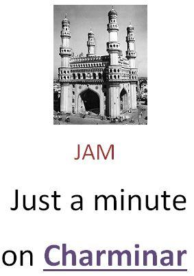 jam topics in english